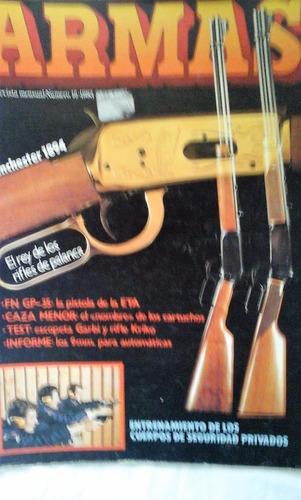 revista armas n° 10 año 1983