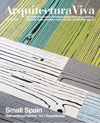 revista arquitectura viva 163 pequeña españa