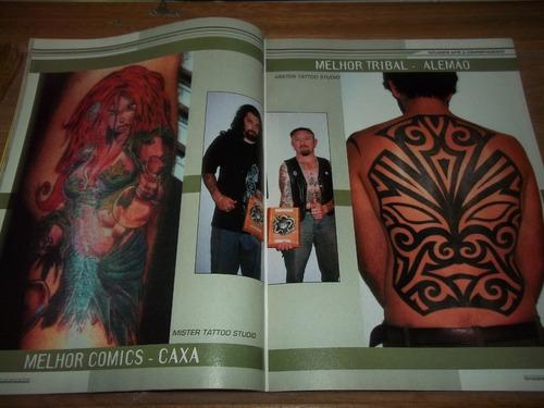 revista arte & comportamento tatuagem nº 18.
