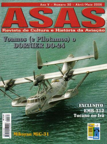 revista asas nº30
