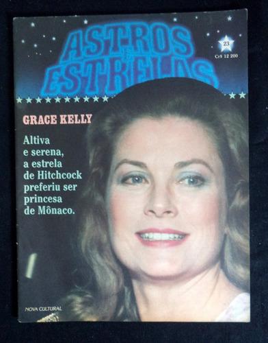 10aa552850 Revista Astros E Estrelas Grace Kelly N°23 - R  25