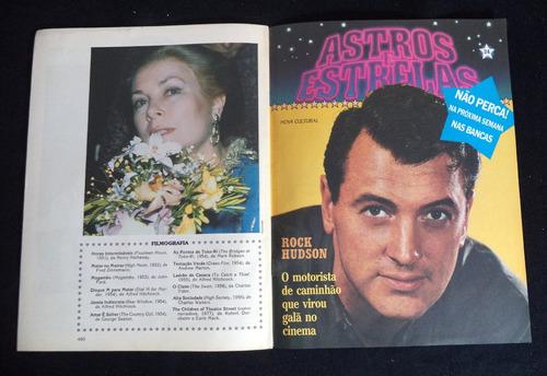 revista astros e estrelas grace kelly n°23