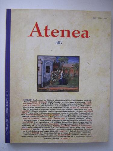 revista atenea nª 507 año 2013