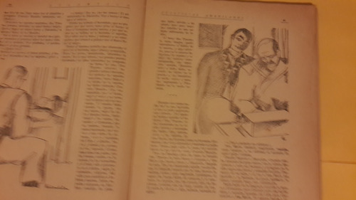 revista atlántico, cultural hispanoamericana, 1929, 128 pag