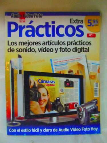 revista audio hoy video foto extra practicos nro 1