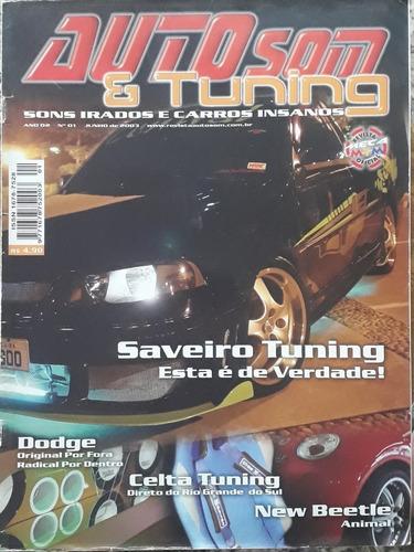 revista auto som & tuning  - ano 02 - número 01