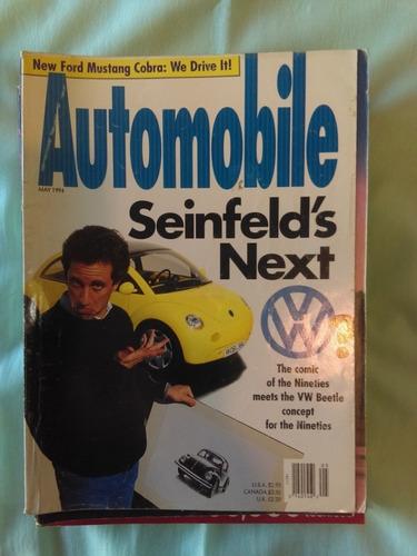 revista automobile seinfeld