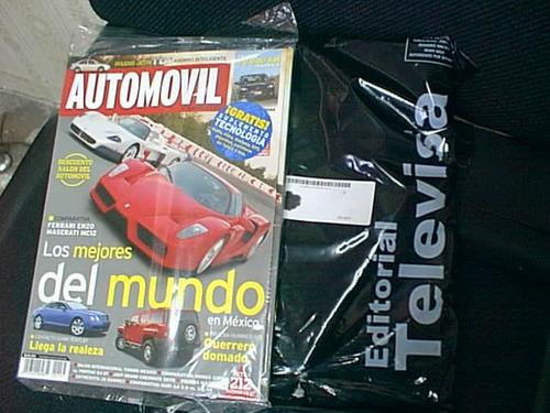 revista automovil coleccionistas nuevas/usadas
