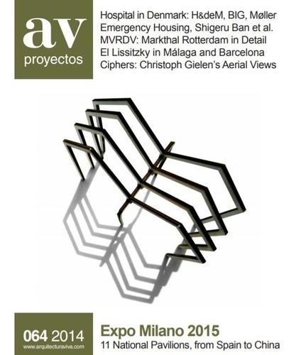 revista av proyectos 64  expo milano 2015