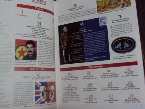 revista aventura de la historia españa conquista iran roma