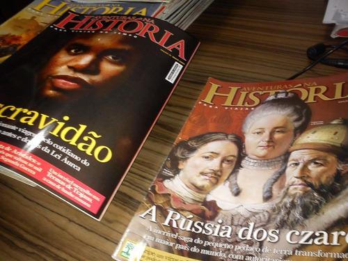 revista aventuras história