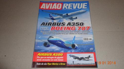 revista avião revue nº83 agosto 2006