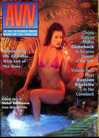 Adult video news magazine