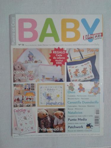 revista baby - las labores de ana - nº 56