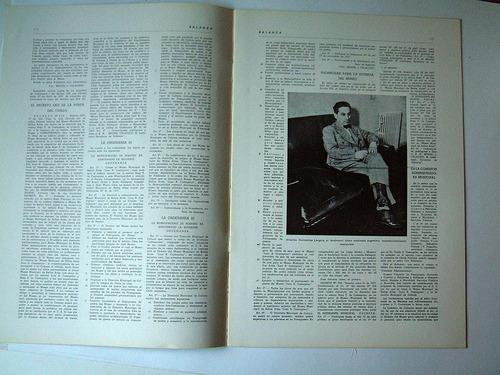 revista balanza, boletin de cultura, rosario, 1943