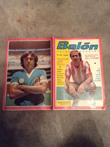revista balon # 824