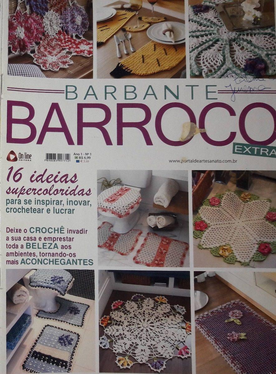 revista barbante barroco