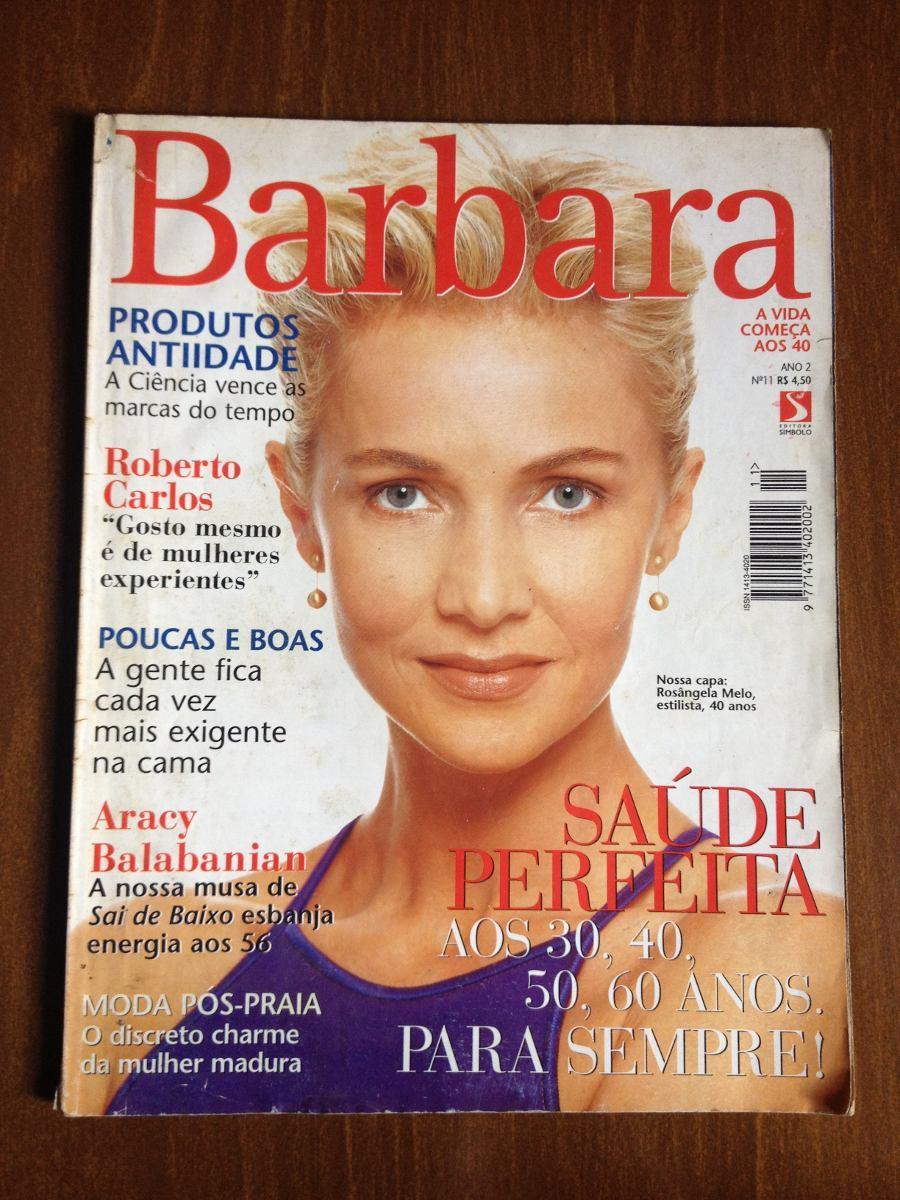 Aracy Balabanian Best revista barbara n°11 - aracy balabanian - r$ 14,00 em mercado livre