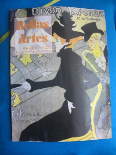 revista bellas artes numero 33, año 4 - 1993