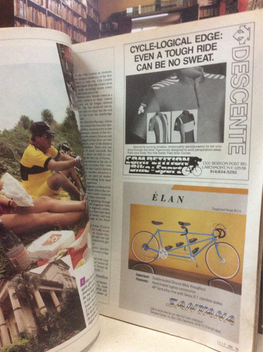 revista bicycling