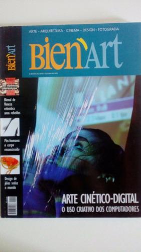 revista bienart  nº 10  arte cinético-digital