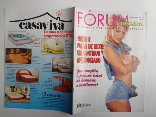 revista big man internacional forum ano.14 n° 402
