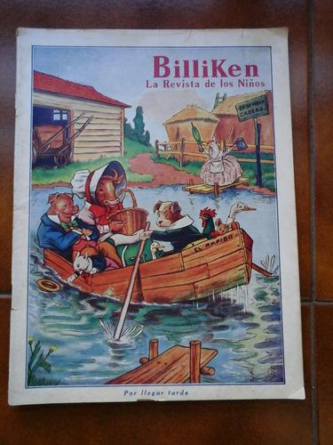 revista billiken 1932