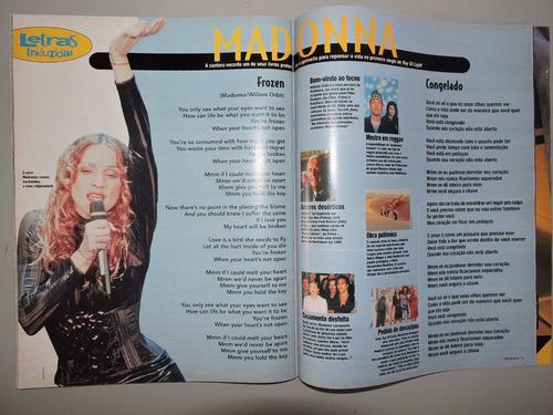 revista bizz 154-bonfá,legião urbana,madonna,kid abelha