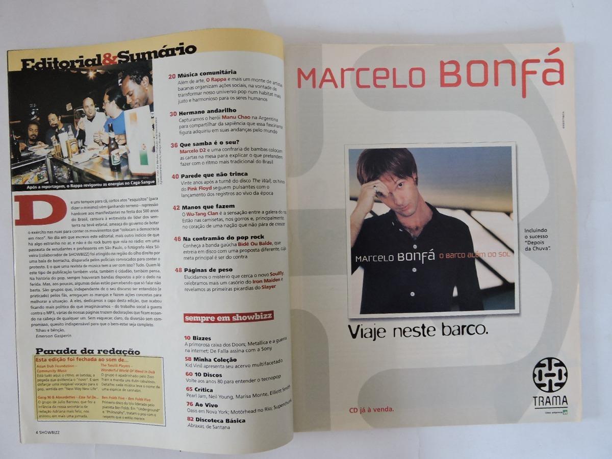 Revista Bizz CD 01