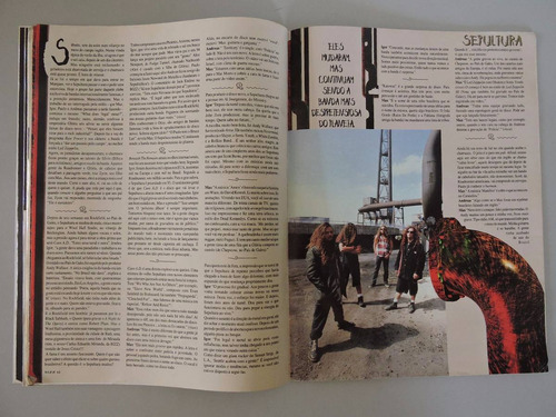 revista bizz 98-ultraje a rigor-sepultura,robert plant