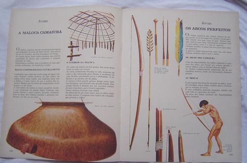 revista brasil histórias, costumes, e lendas - fascículo 7.