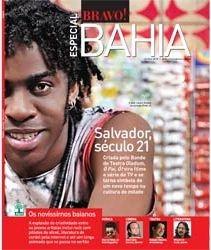 revista bravo # especial bahia - jan/2010