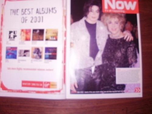 revista británica q enero 2002