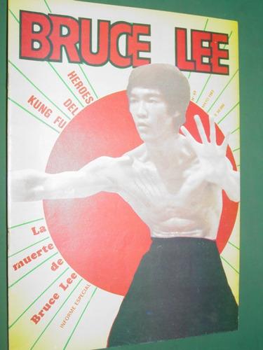 revista bruce lee artes marciales kung fu karate nro. 69