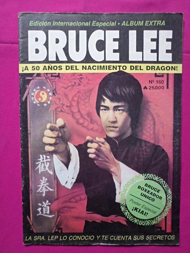 revista bruce lee n° 160 kung fu karate arte marciales