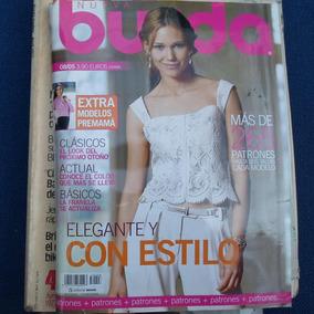 ac68ece7d Revista Burda Modelos Para Bebe 118 en Mercado Libre Chile