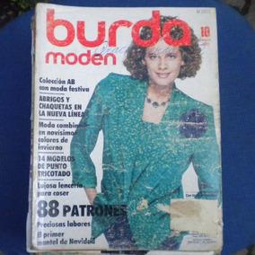 6d7b58ba5 Revista Burda Con Patrones De Moda - Libros en Mercado Libre Chile