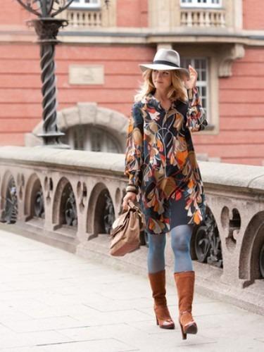 revista burda style noviembre 2012 patrones perocontenta