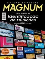 revista caça magnum 50 - munições