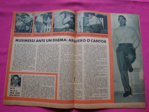 revista cantando nº 34 frank sinatra, la mexicanita