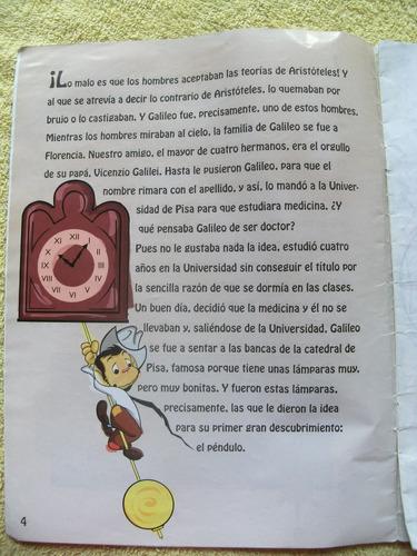revista cantinflas galileo world la historia en español.