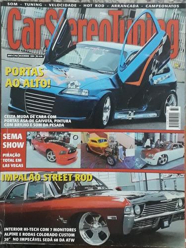 revista car stereo tuning - ano 06 - n° 64