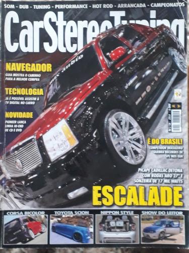 revista car stereo tuning - ano 9 - número 107