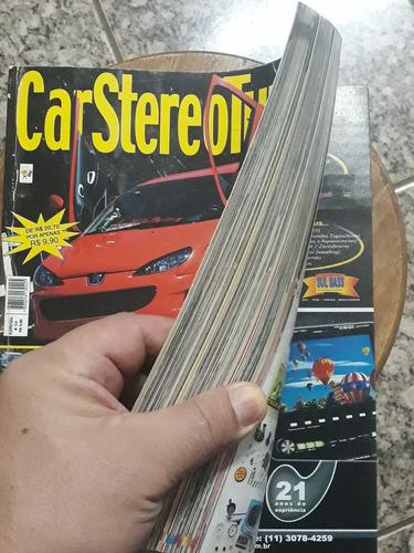 revista car stereo tuning - edição especial - 200 páginas