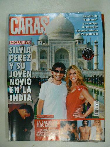 revista caras 2010 silvia perez luis miguel macri