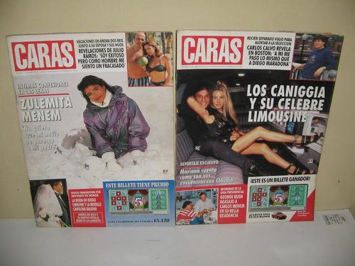 revista caras ejemplares año 1994