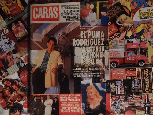 revista caras n°583 18 marzo 1993 monzon leblanc yuyito