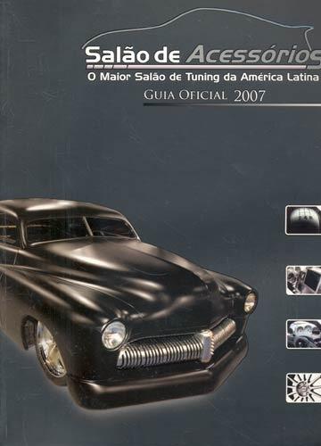 revista carros tuning acessórios guia salão automóveis