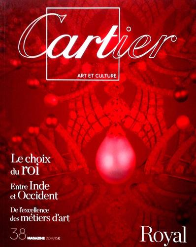 revista cartier francesa ed.38\2014