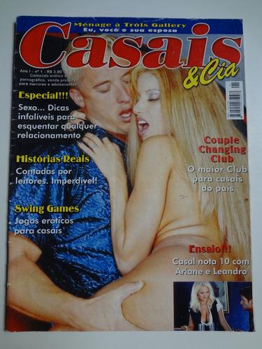 revista casais e cia n° 1